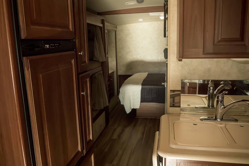 2011 Winnebago Vista Bunkhouse - Amelia, a Family Friendly Class A Bunkhouse, Sleeps 8