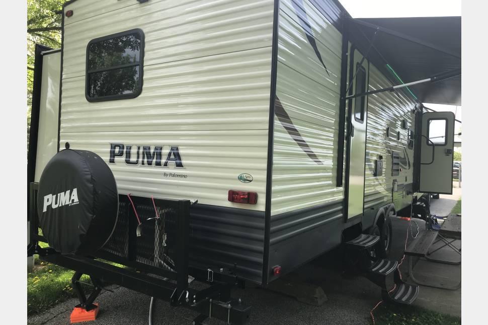 2018 Puma 30fb - 2018 Puma 30fb