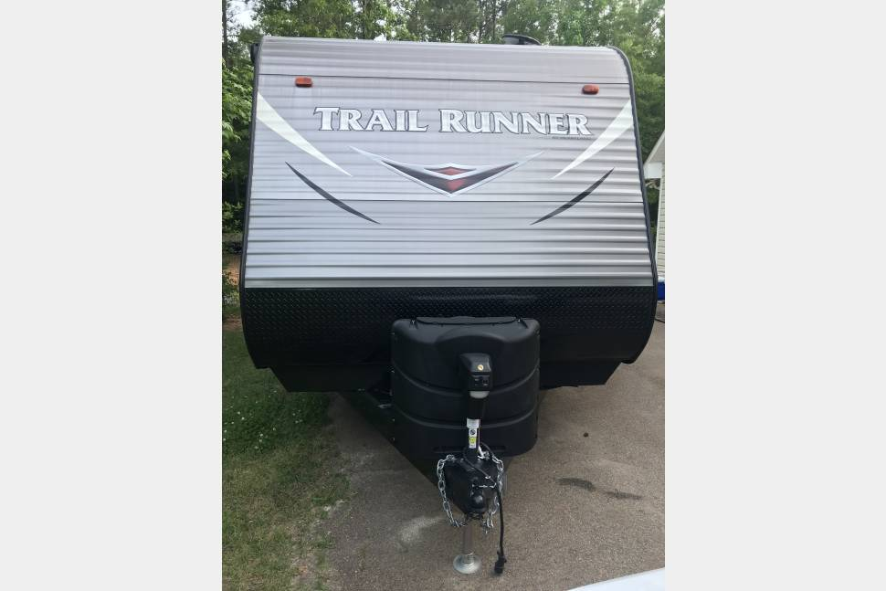 2018 Heartland Trail Runner - 2018 Heartland Trail runner