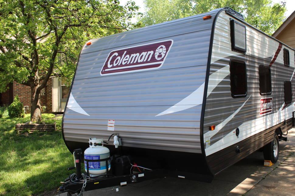 2018 Coleman / Lantern LT - Brand Spanky New 17 ft Coleman