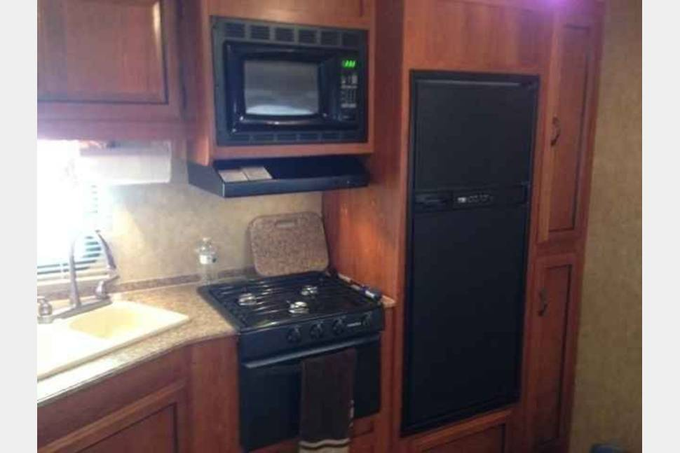 2012 Coachman Catalina - vacation time