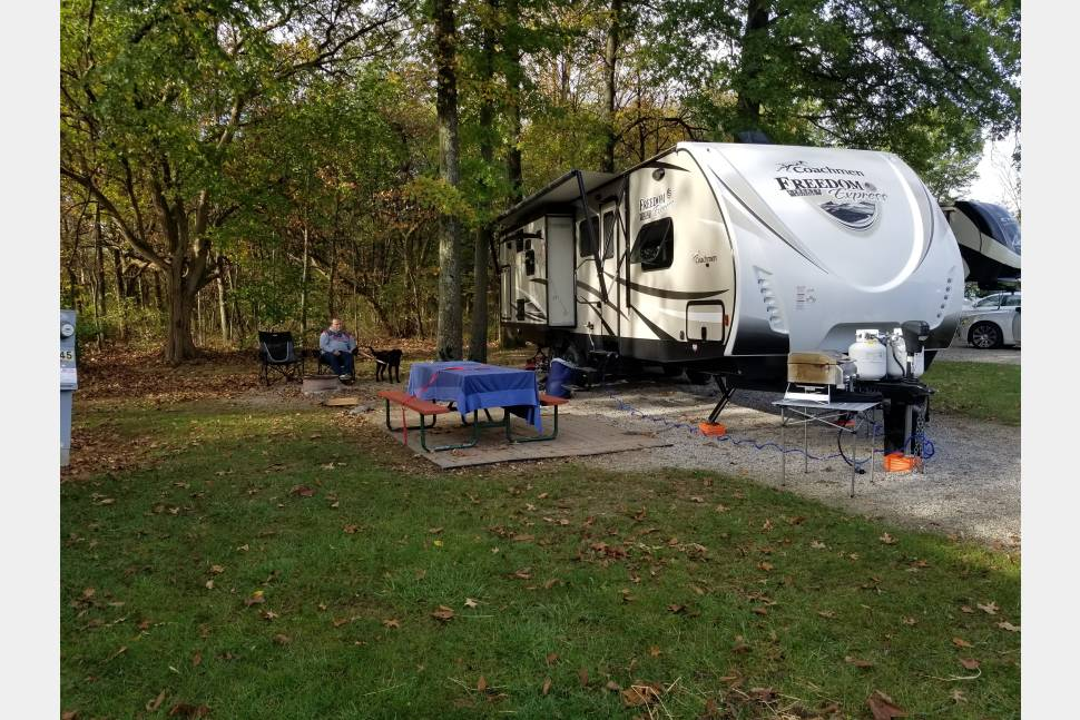 2017 Coachman Liberty Express 322RLDS - Home away from home!