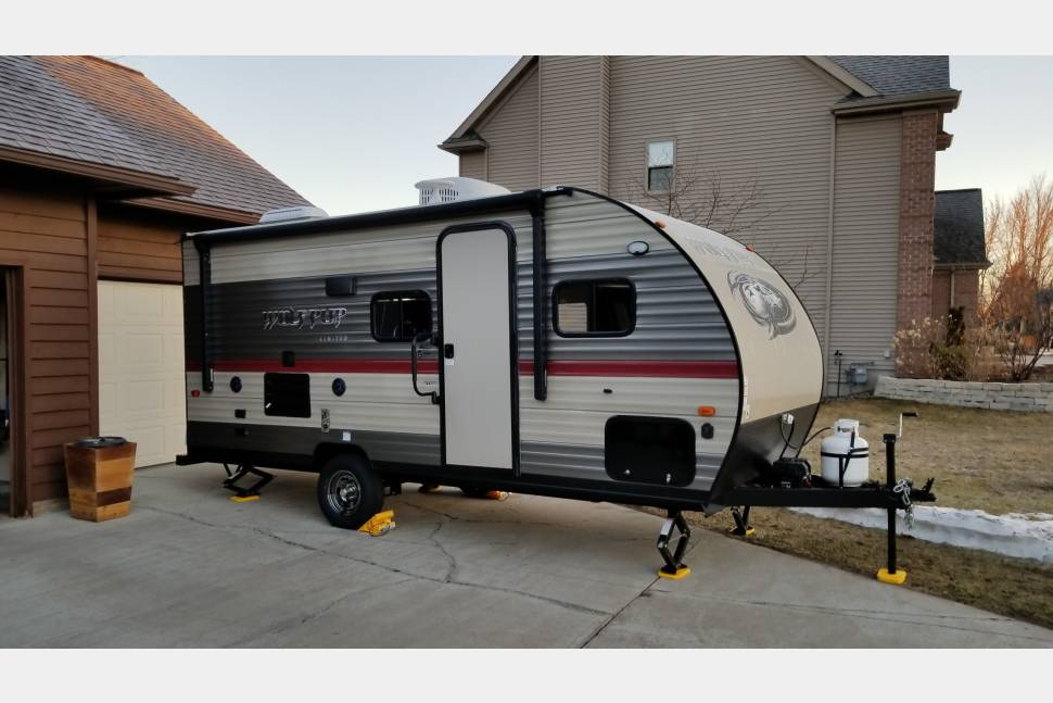 2019 Forest River 16 BHS - Take the stress out of vacation planning using my RV!