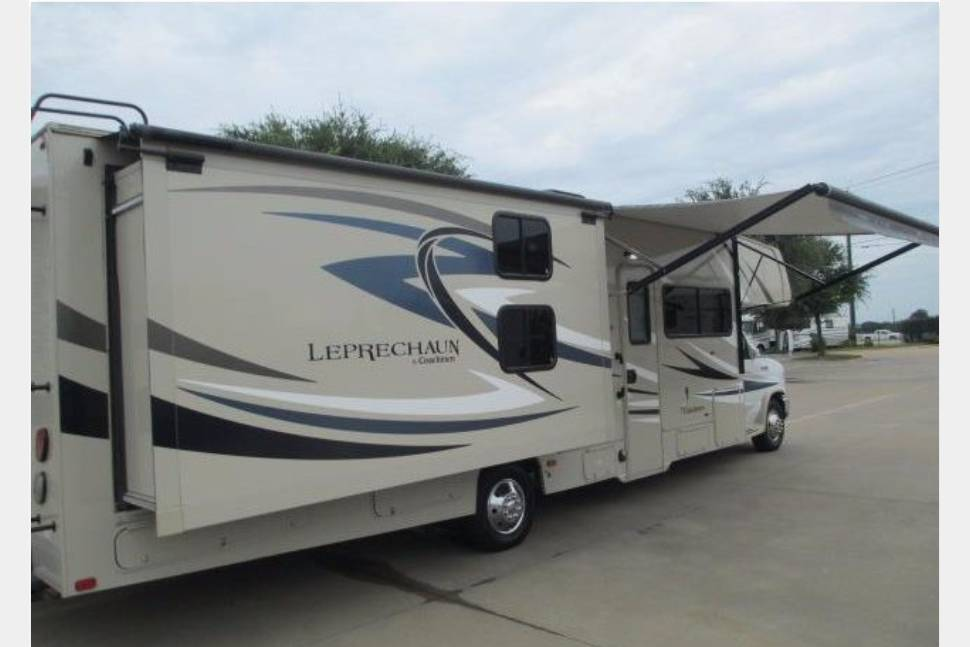 2016 Coachmen Leprechaun - Coachmen Leprechaun 32BH