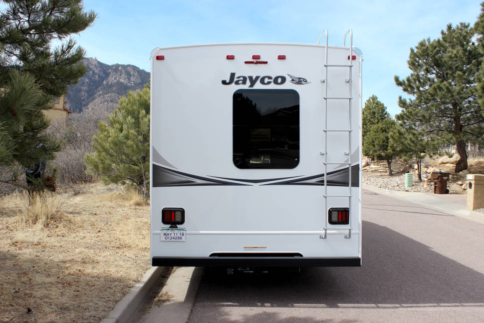 2018 Jayco Greyhawk Prestige - 2018 Jayco Greyhawk Prestige w/bunks