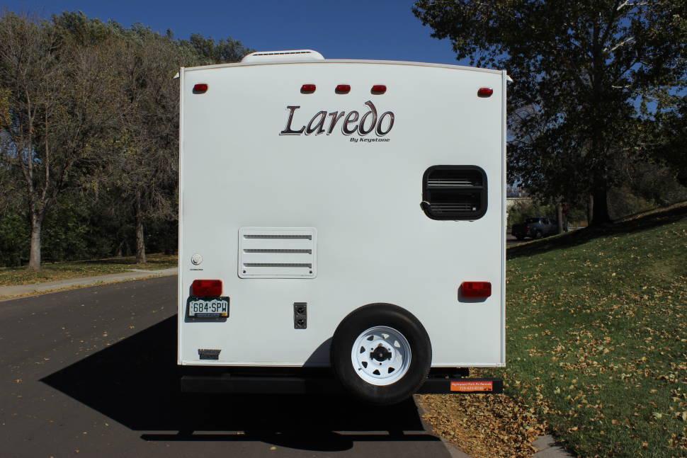 2011 Keystone Laredo - Keystone Laredo SuperLite Deluxe Travel Trailer