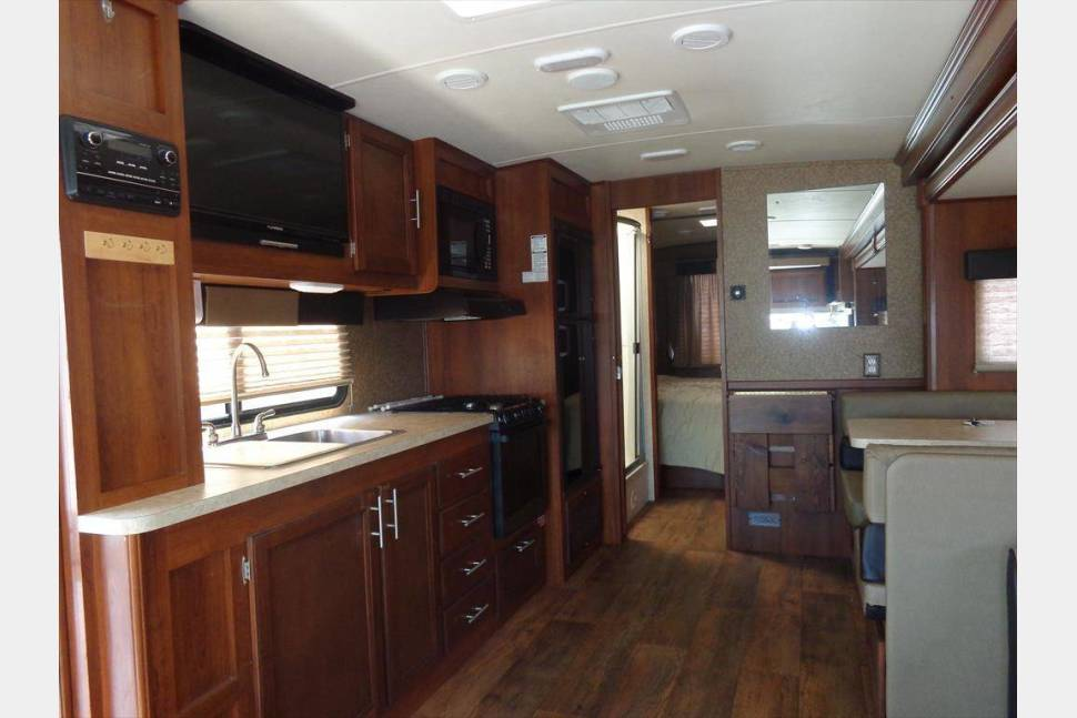 2015 Forest River FR3 30DS - 2015 Forest River FR3 30DS