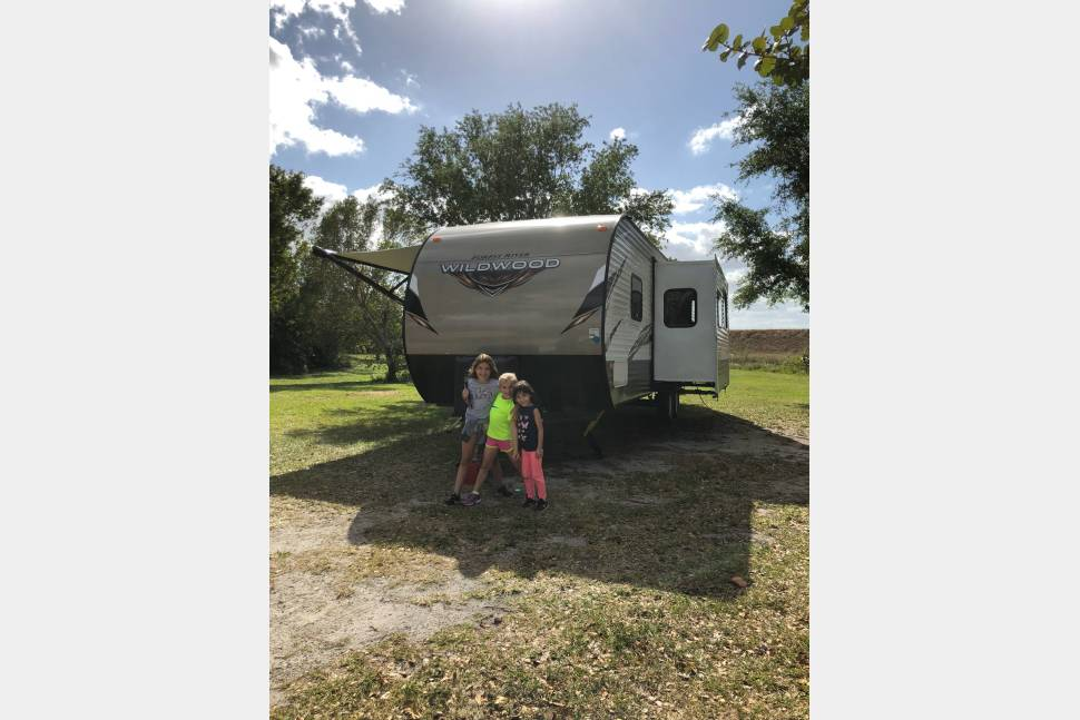 2018 Forest River, Windwood - The Ultimate Vacation RV