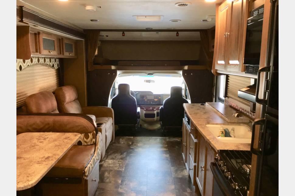 2016 Coachman Leprechaun - On The Road Again RV