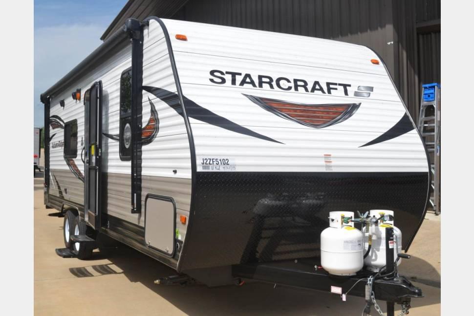 2018 Starcraft Autumn Ridge - 2018 Starcraft Autumn ridge