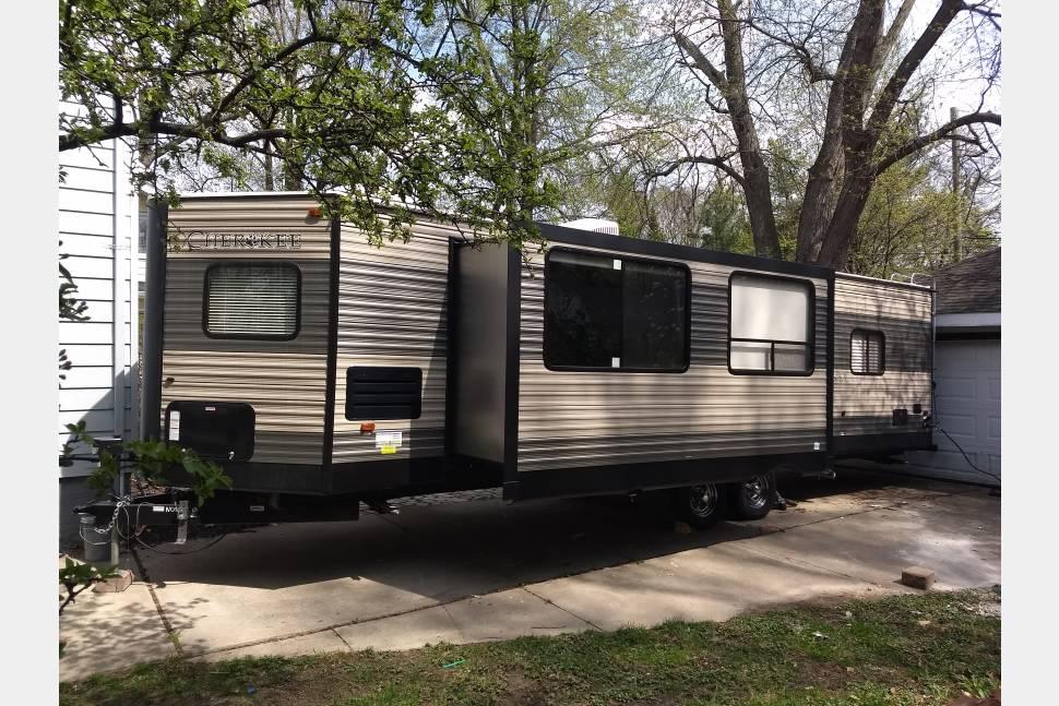 2018 Cherokee 274VFK - 2018 Cherokee Home away from home