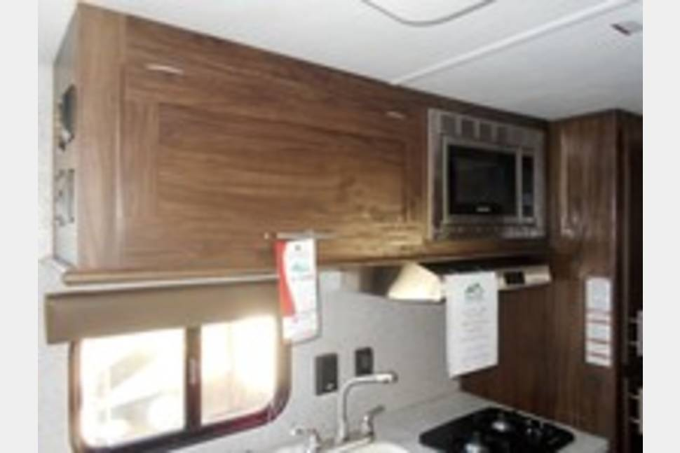 2018 Cherokee Wolf Pup 16bhs - Forrest River Wolf Pup. Bunkhouse. 20ft. Pull with most SUVs