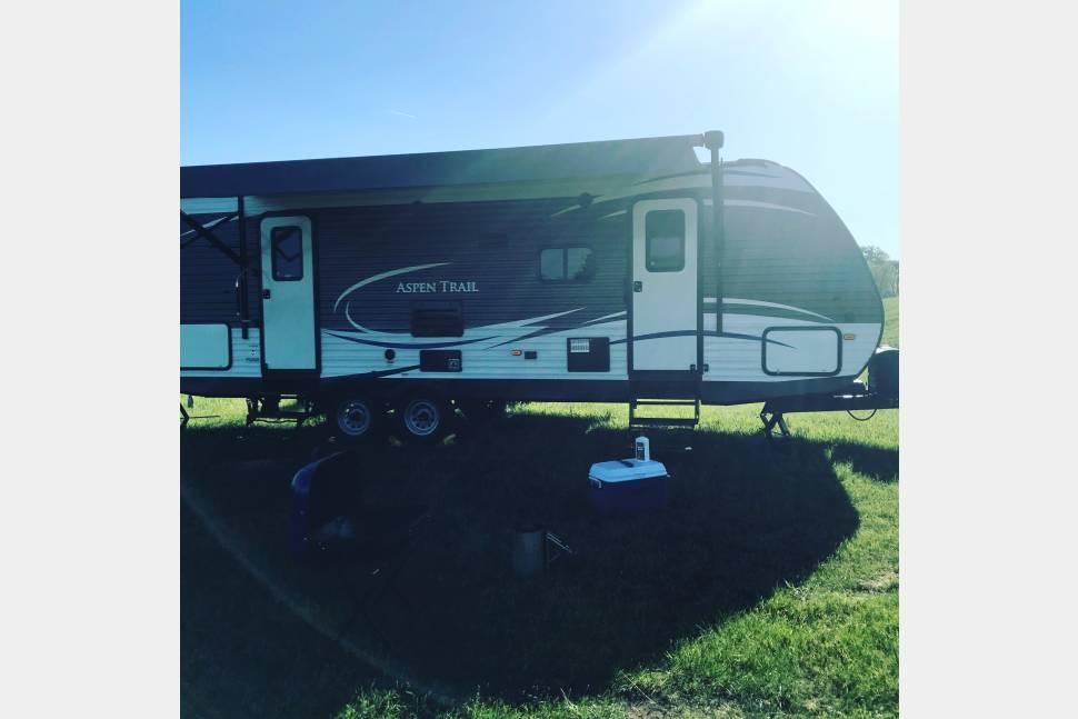 2018 Aspen Trail 2790bhs - 2018 Aspen trail 2790bhs