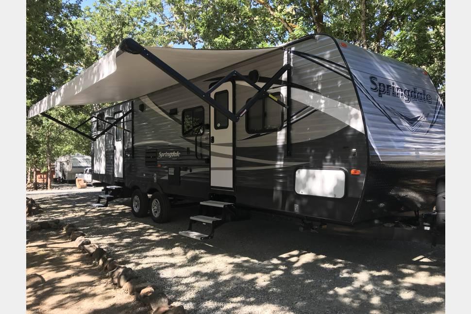 2017 Keystone Springdale - Camp in Style