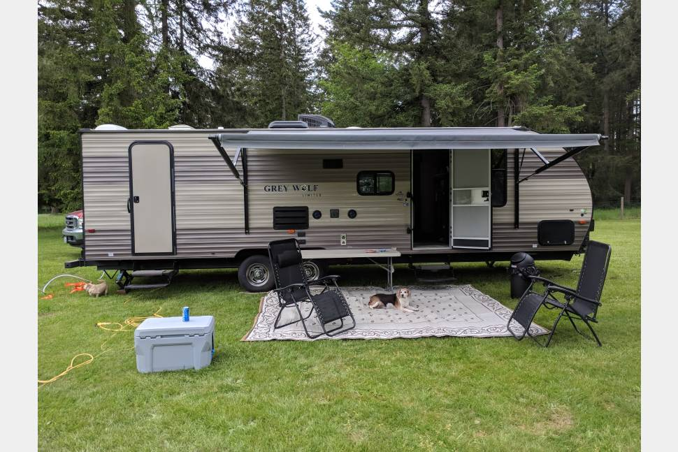 2018 Forest River Cherokee Wolf - Great Family Camping