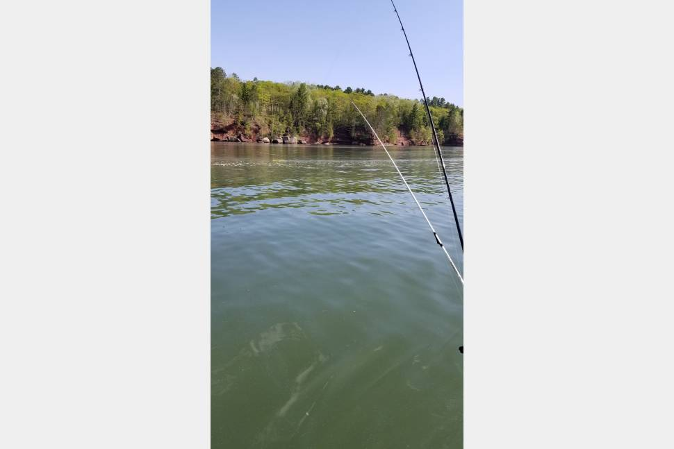 2011 Keystone Hornet Platinum Series - The lake superior view