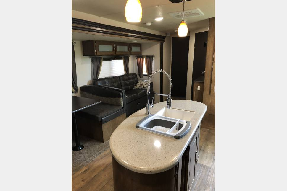 2017 Forest River Salem BKIS - Cramalot Inn