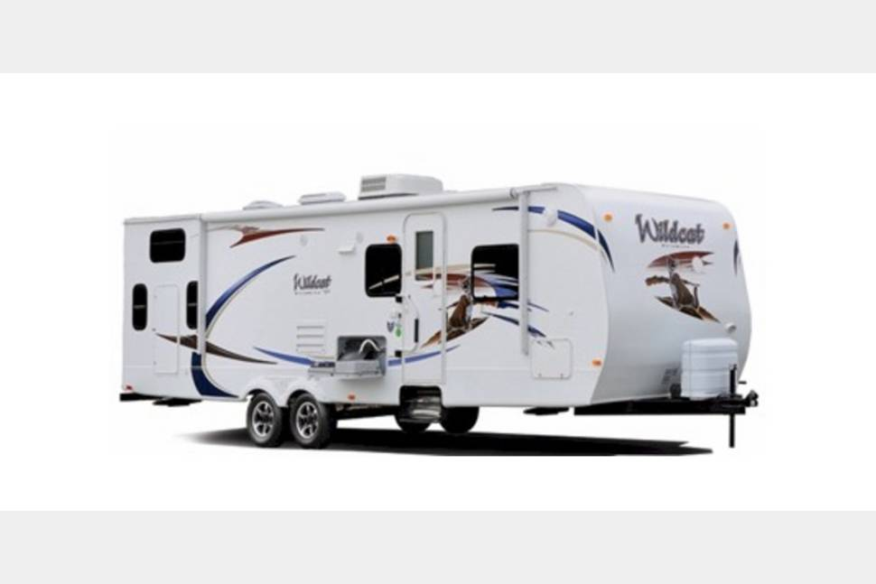 2003 Forest River Wildcat - Great Times with my Trailer!