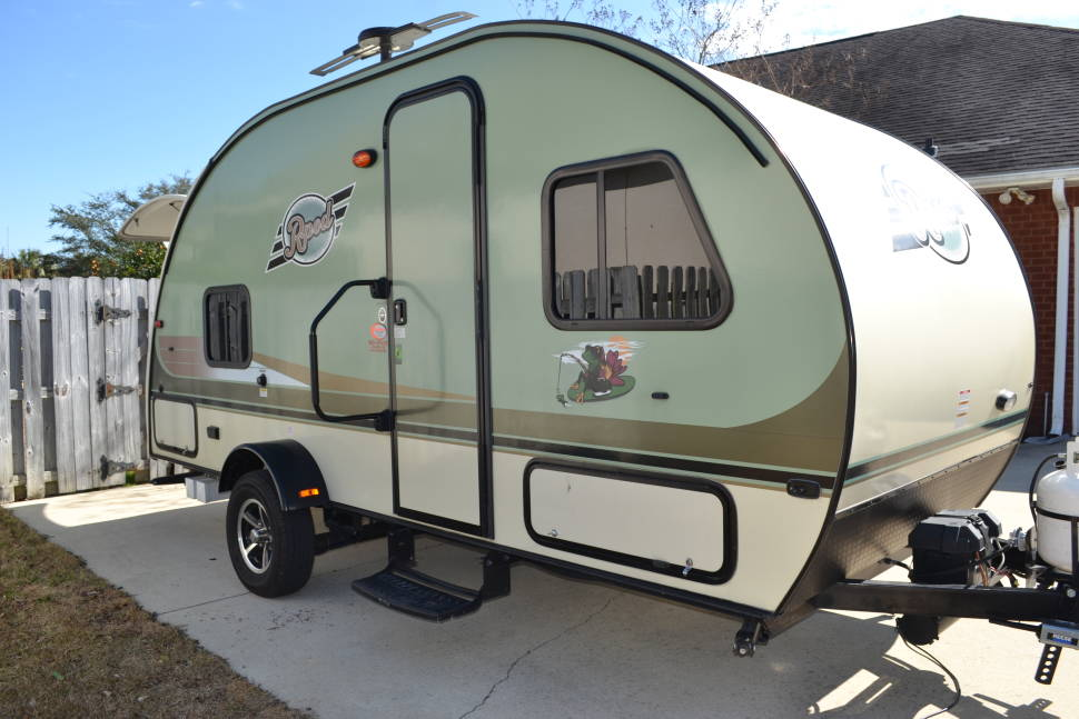 2015 Forest River R-Pod - 2015 Forest River R-Pod