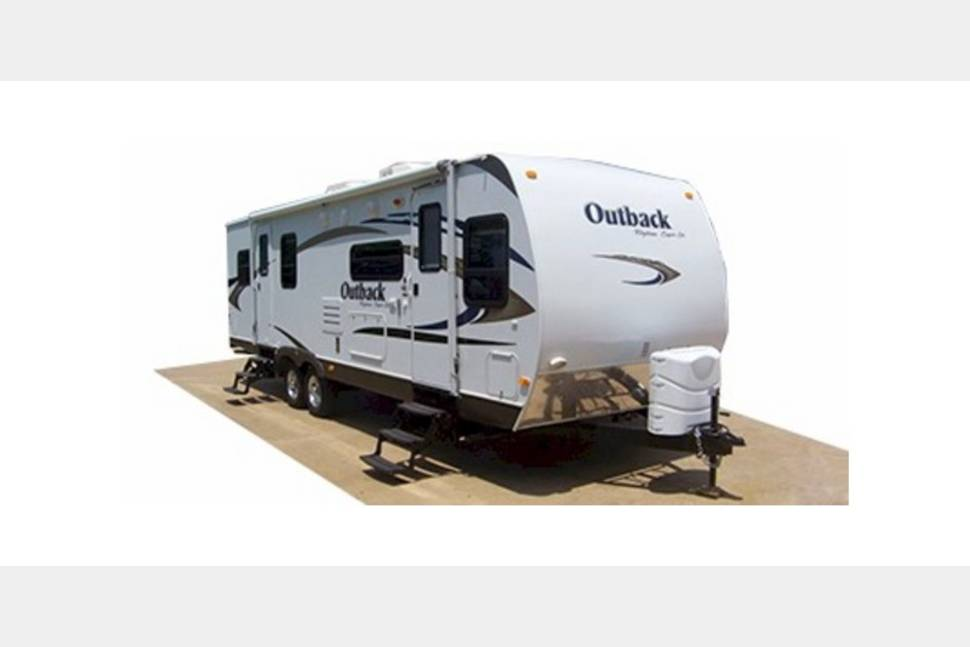 2009 Outback Rs21 - Social Fun Buggy!