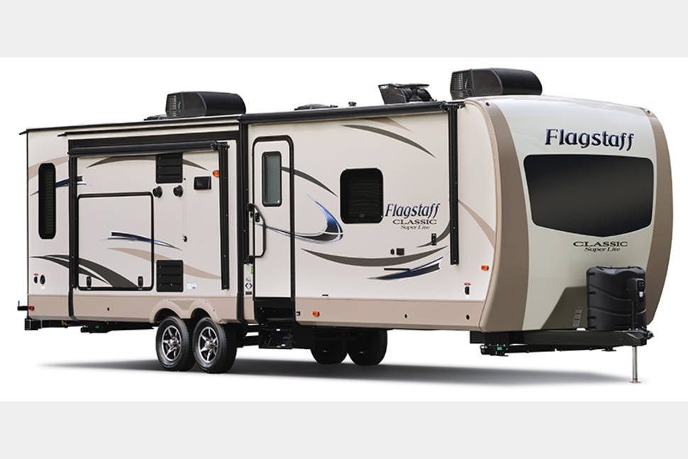 2017 Forest River 831bhwss - Fun with the Forest River!