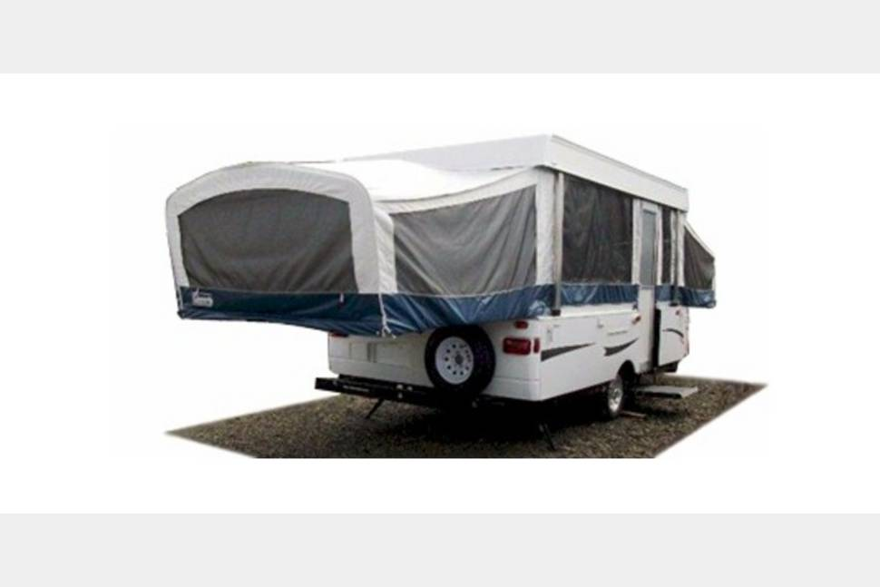 1996 Coleman Fleetwood - Great Times with my RV!