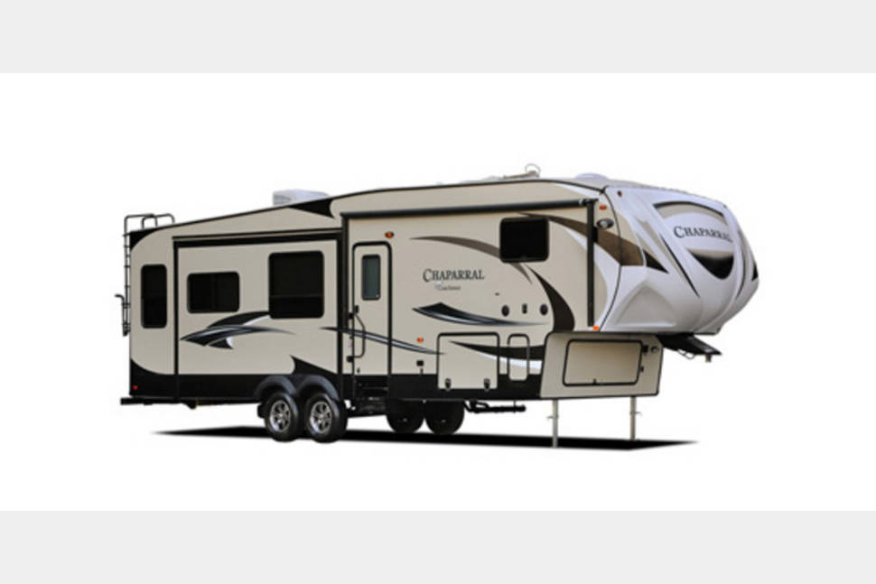 2016 Chaparral Qmb3 - Amazing RV !