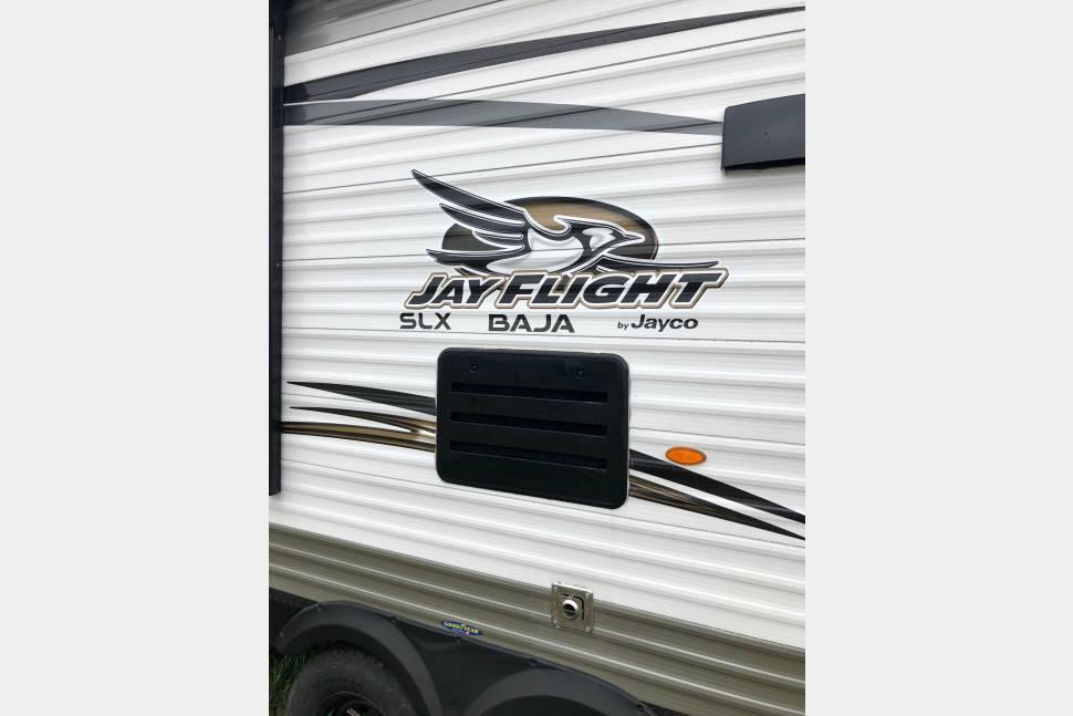 2018 Jayco Jay Flight SLX BAJA - 2018 Jayco Jay Flight SLX BAJA