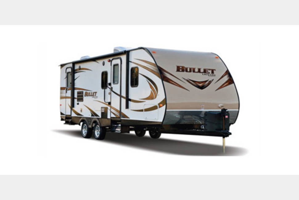 2018 Keystone Bullet 308BHS - Take the stress out of vacation planning using my RV!