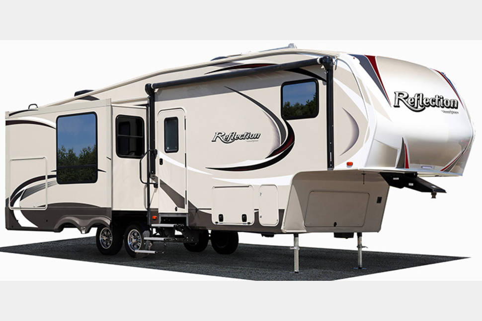 2017 GRAND DESIGN REFLECTION 29RS - My RV is Perfect for Your Next Getaway!