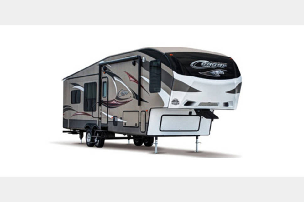 2016 Cougar 336bhs - My RV is Perfect for Your Next Getaway!