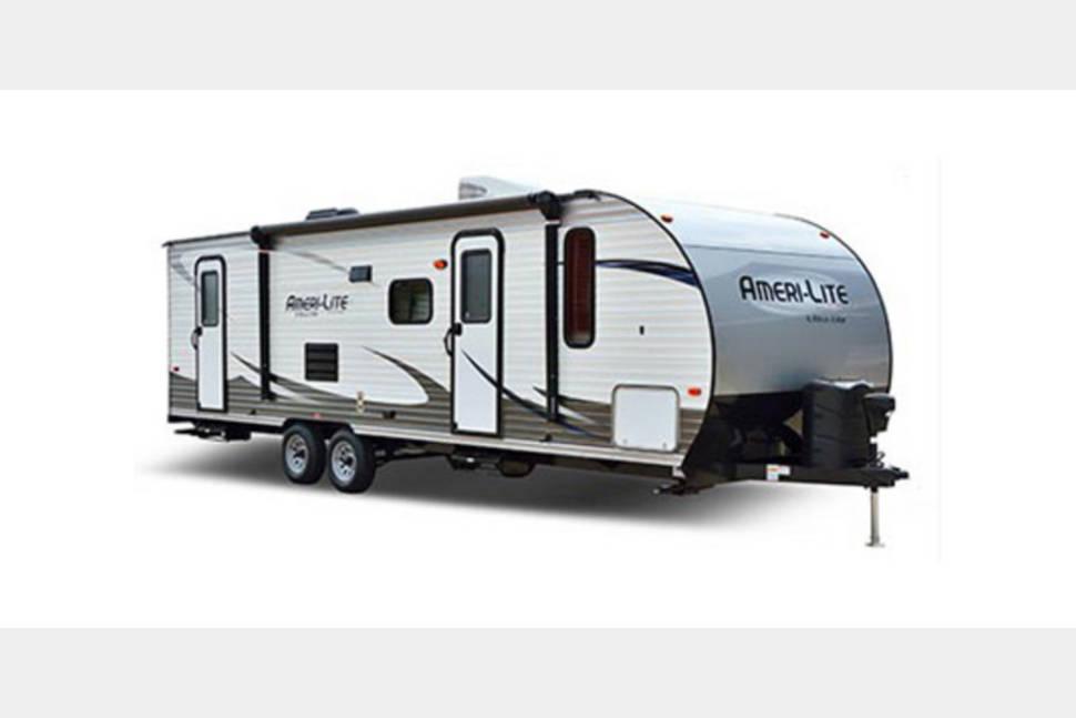2016 Gulf Stream Ameri Lite 268BH - A Family Camping Trip Dream!