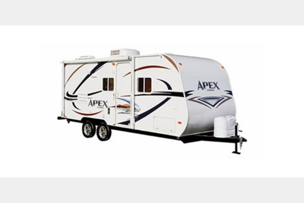 2018 Coachmen Apex - Great RV for your family!!