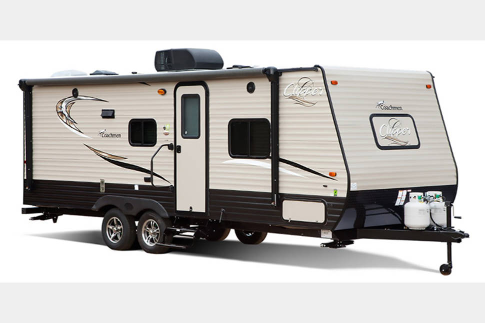 2017 Coachman Clipper 21bh - Share Memories with my RV!