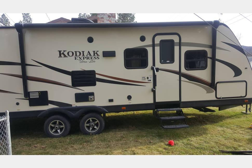 2016 Dutchman Kodiak 28BHSL - 2016 Dutchman Kodiak 28BHSL