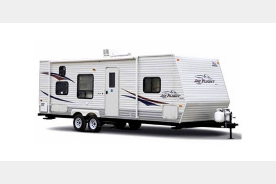 2005 Jayco Jayflight - My travel trailer is your best choice for your next trip !