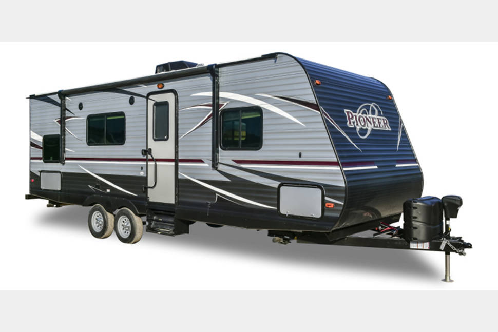 2017 Heartland Pioneer - Everything You will Need for an Amazing Getaway Weekend!