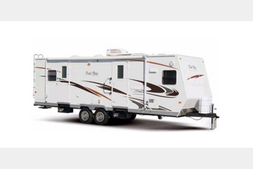 2003 Trailbay 31bhss - My travel trailer is your best choice for your next trip !