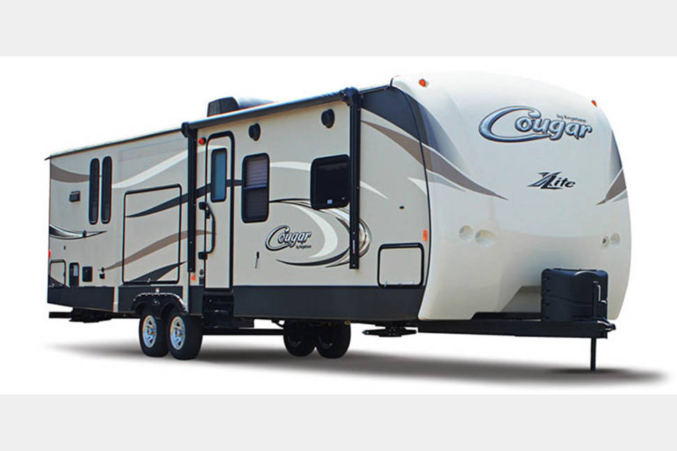 2017 Cougar 32fbs - Amazing RV!