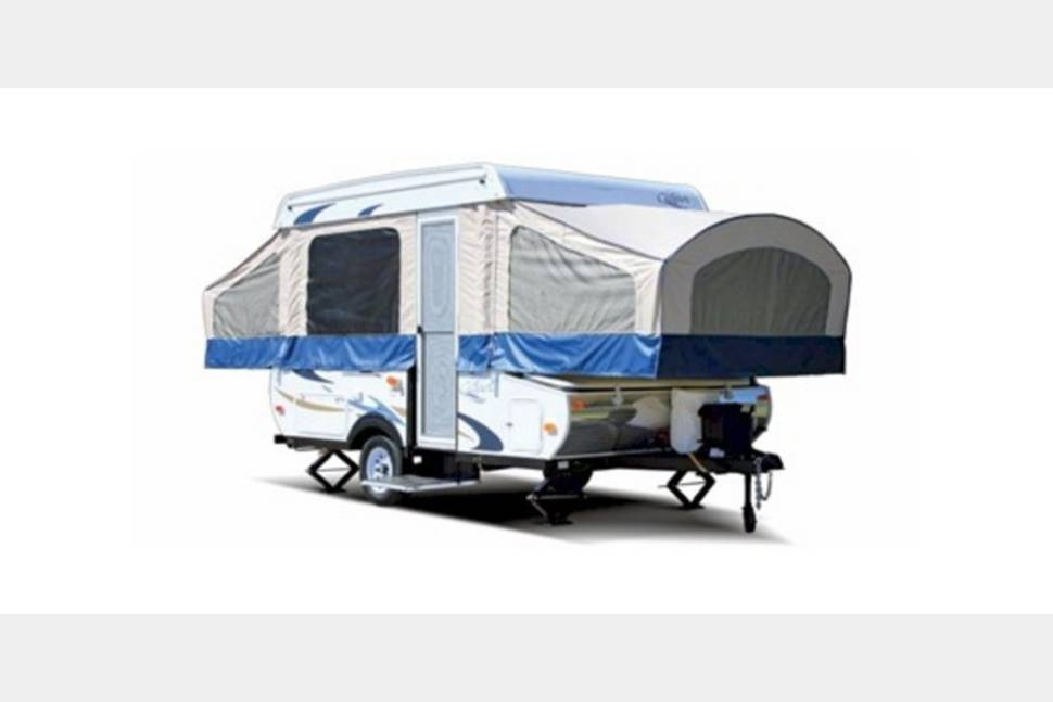 2013 Coachman Clipper 106st - Everything you need !