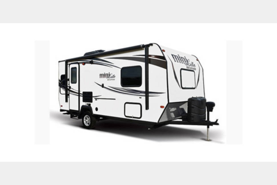 2015 Rockwood Mini Lite 1905 - Share Memories with my RV!