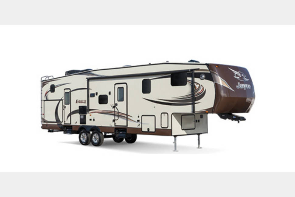 2007 Jayco Eagle - Never worry about finding a hotel room again in my RV!