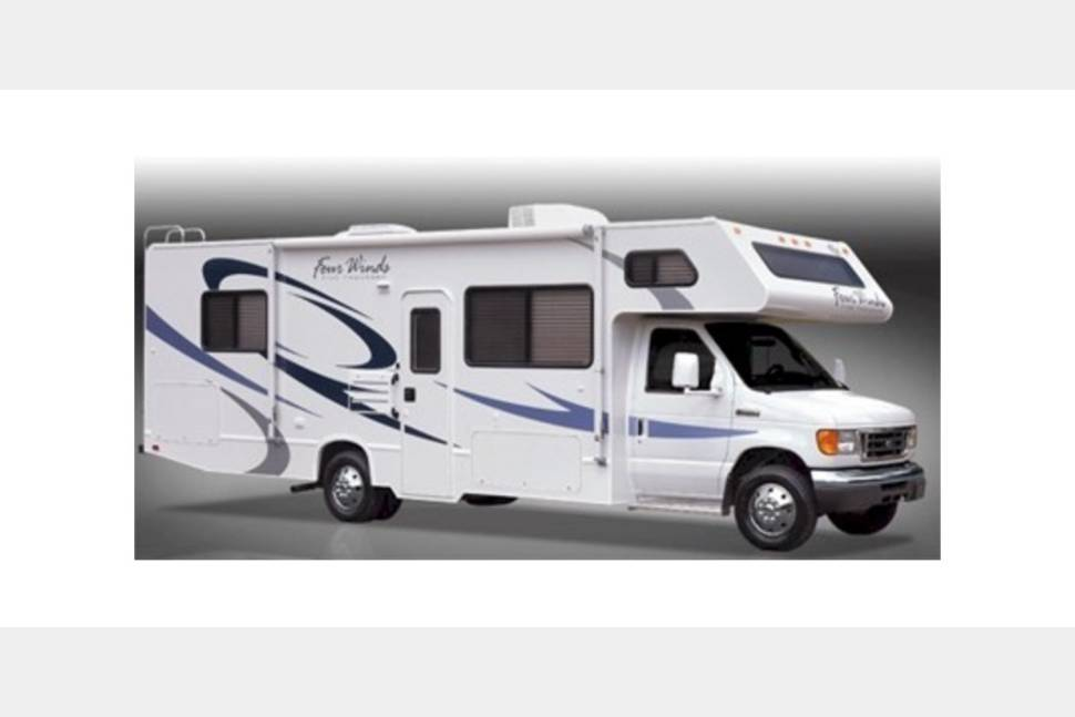 2002 2002 Four Winns - My RV is Perfect for Your Next Getaway!