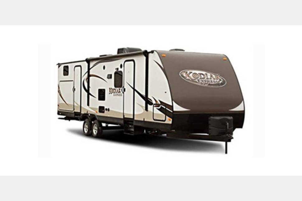 2017 Kodiak Express 283bhsl - Everything you need !