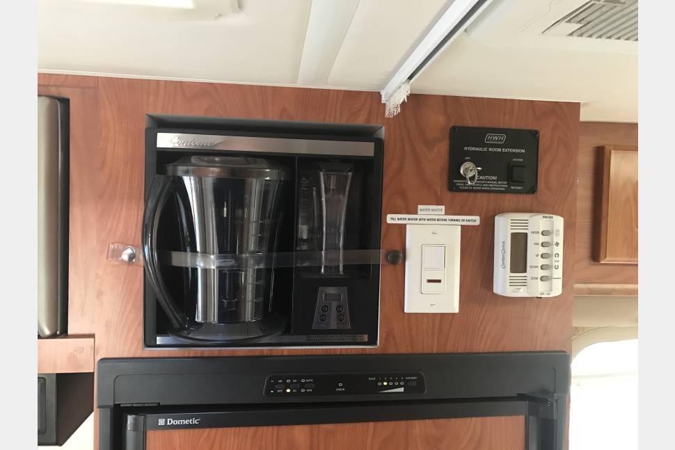 2010 Coachhouse Platinum 232xl - 2010 Coachhouse Platinum 232xl