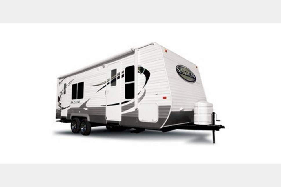 2014 Forest River 26tbud - Lovely Times on my RV!
