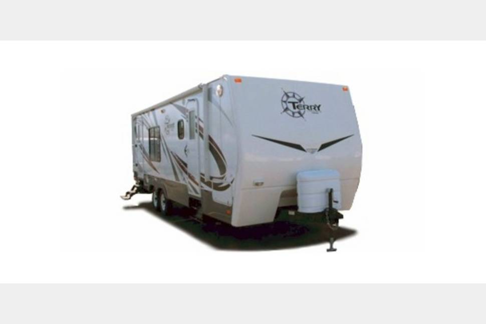 2009 Fleetwood Wilderness Travel Trailer - Everything You will Need for an Amazing Getaway Weekend!