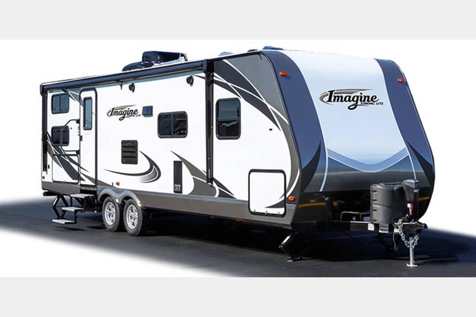 2016 Grand Design Imagine 2800bh - Fun Rv!