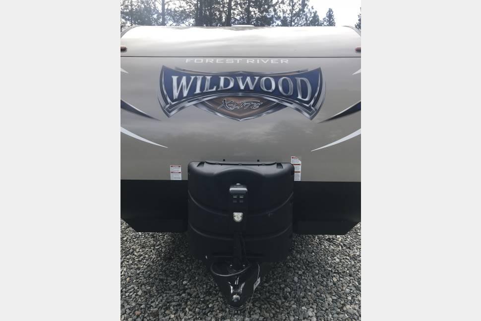 2017 Forest River Wildwood - 2017 Forest River Wildwood