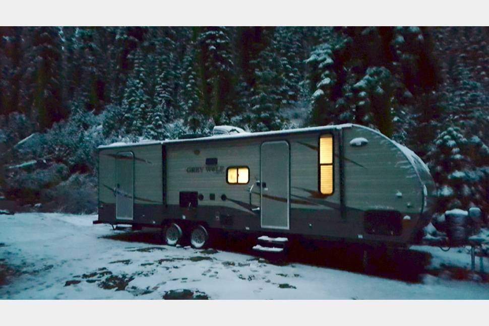 2017 Forest River Cherokee Grey Wolf - 2017 Forest River Cherokee Grey Wolf